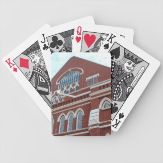 Grand Old Opry Playing Cards