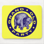 Grand Old Party Mouse Pad