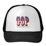 Grand Old Party Trucker Hats
