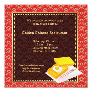 Invitation card restaurant purplemoon restaurant opening invitations announcements zazzle invitation samples stopboris Images