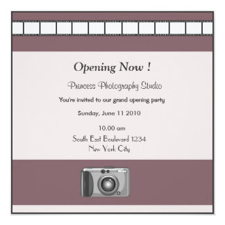 Store Opening Invitations Announcements Zazzle
