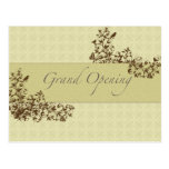 Grand Opening - Postcard