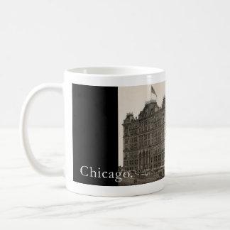 Grand Pacific hotel, Chicago (C. 1880) Classic White Coffee Mug