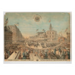 Grand Parade of the Knights Templar (1294A) Posters