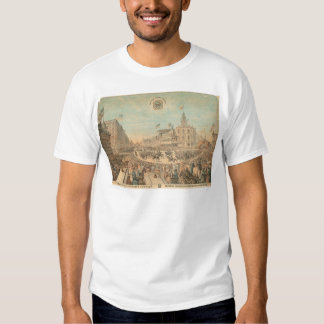 Grand Parade of the Knights Templar (1294A) Tee Shirt