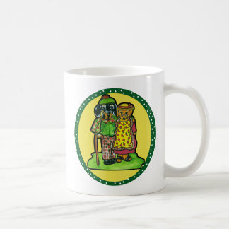 Grand Parent Doxies Coffee Mugs
