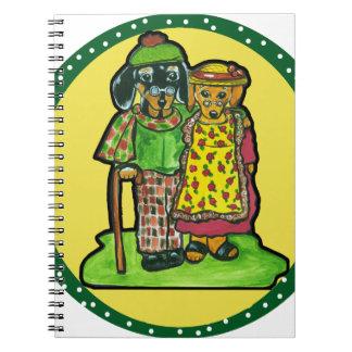Grand Parent Doxies Journals