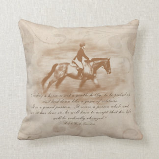 Grand Passion Throw Pillows