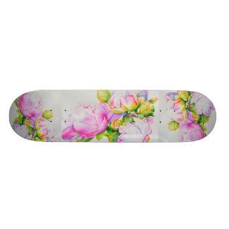 Grand Peony Skateboard Deck