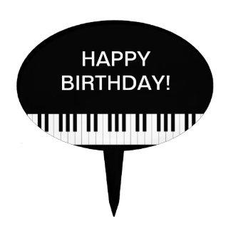 Grand Piano Cake Topper
