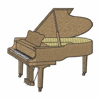 Grand Piano Embroidered Polo Shirt