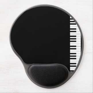 Grand Piano Gel Mouse Pad