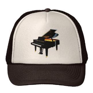 Grand Piano Trucker Hats