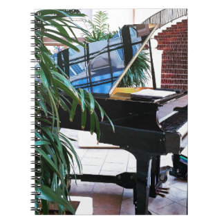 Grand_Piano.JPG Spiral Notebook