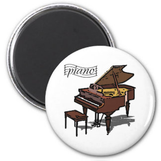 Grand Piano Magnet
