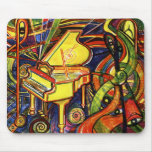 Grand Piano Mouse Pads