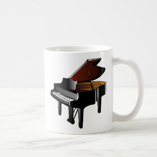 Grand Piano Mugs