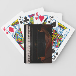 Grand Piano Playing Cards