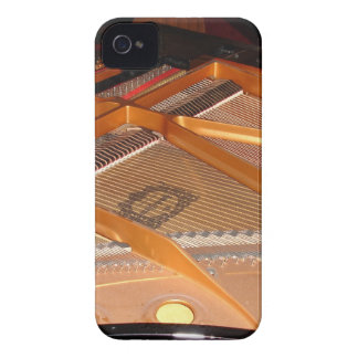 Grand Piano Soundboard iPhone 4 Cover