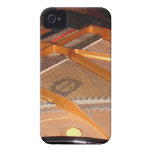 Grand Piano Soundboard iPhone 4 Covers