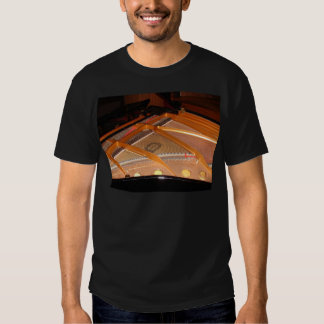 Grand Piano Soundboard T-shirt