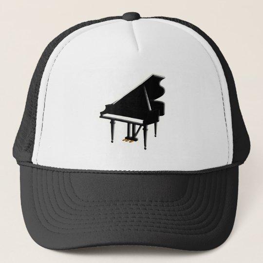 Grand Piano Trucker Hat