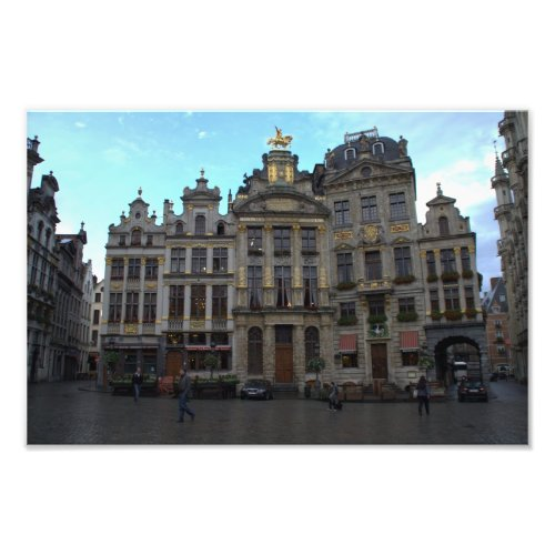 Guild halls on the Grand Place, Brussels