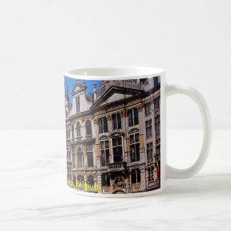 Grand Place, Brussels, Belgium Coffee Mug