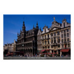 Grand Place, Brussels, Belgium Print