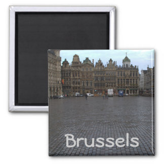 Grand Place, Brussels Magnet