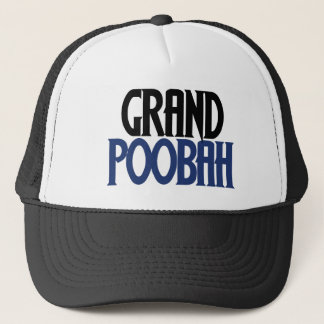 Dad - Grand Poobah Trucker Hat