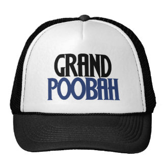 Grand Poobah Trucker Hat