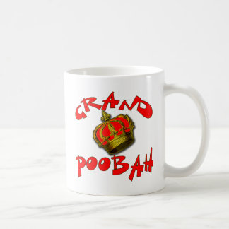Grand Poobah with Crown Products Mugs