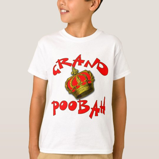 Grand Poobah with Crown Products T-Shirt