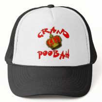 Grand Poobah with Crown Products Trucker Hat