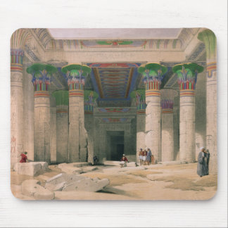Grand Portico of the Temple of Philae, Nubia Mouse Pad