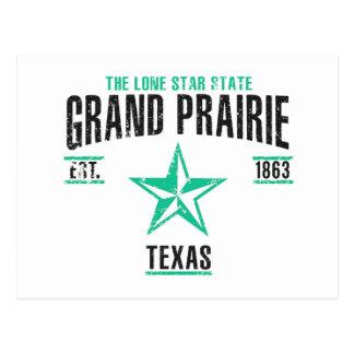 Grand Prairie Postcard