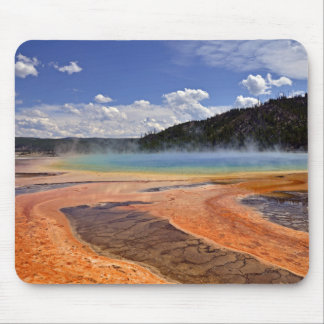 Grand Prismatic Spring Mouse Mat
