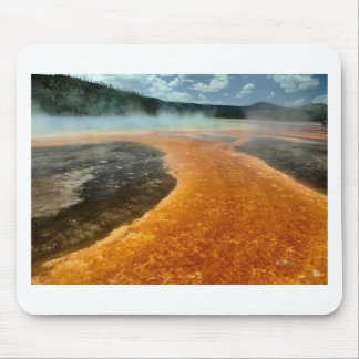 Grand Prismatic Spring Mouse Pad