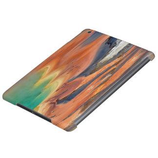 Grand Prismatic Spring Runoff Case For iPad Air