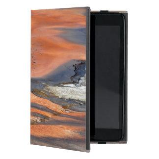 Grand Prismatic Spring Runoff Case For iPad Mini