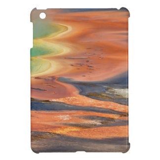 Grand Prismatic Spring Runoff iPad Mini Cover