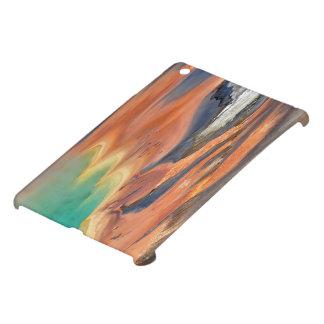 Grand Prismatic Spring Runoff iPad Mini Covers