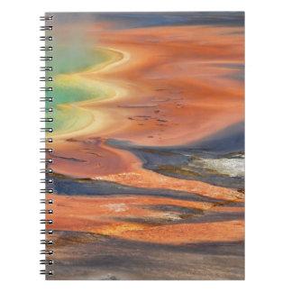 Grand Prismatic Spring Runoff Notebook