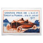 Grand Prix 1913 Mantel Individual