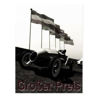 Grand Prix 1932 Post Cards