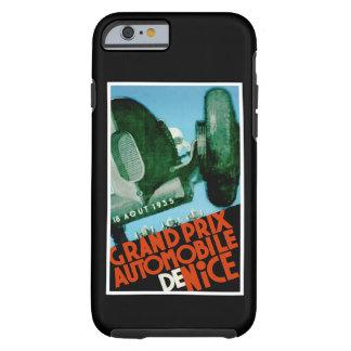 Grand Prix Automobile de Nice Funda De iPhone 6 Tough