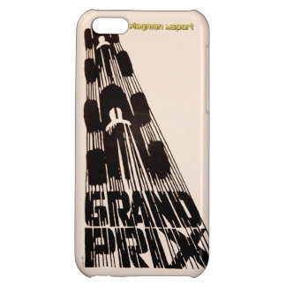 """""""Grand Prix"""" by Flagman iPhone 5C Cover"""