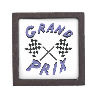 Grand Prix Caja De Recuerdo De Calidad