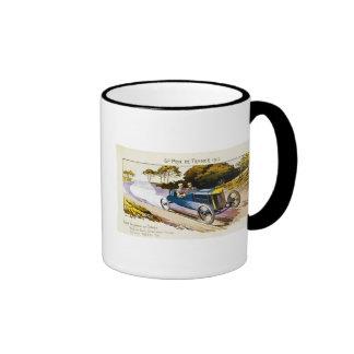 Grand Prix de France 1913 Coffee Mugs